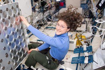 Астронавт NASA установила рекорд по пребыванию в космосе
