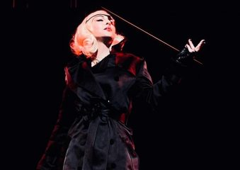 Мадонна поделилась подробностями своего байопика