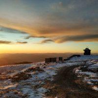 Настоящая зима: живописные фото Карпатских гор