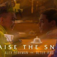 """Alex Peakman показал клип """"Praise The Snow"""": топ-5 фактов о новинке"""
