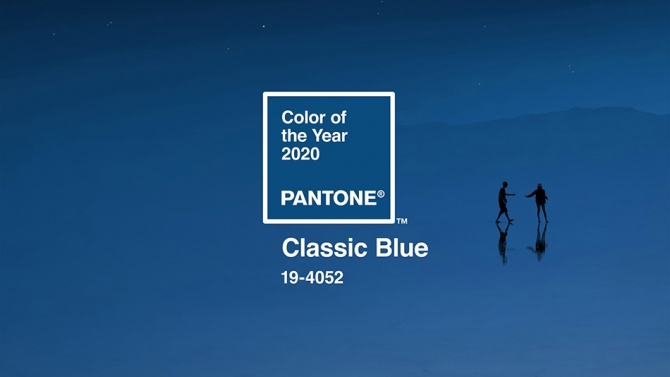 Институт цвета Pantone назвал главный цвет 2020 года
