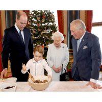 Рождественский пудинг: как королевская семья готовила угощения на праздник