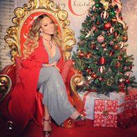 Мэрайя Кэри выпустила новый ролик на культовую рождественскую песню