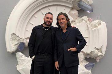 Dior анонсировал коллаборацию с основателем Stüssy