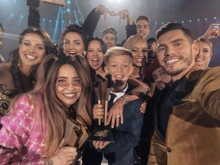 MELOVIN, Тина Кароль, NK: названы все победители М1 Music Awards Пять