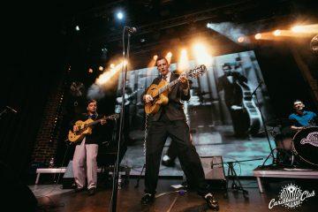 """Группа """"Руки'в Брюки"""" сыграет концерт в честь дня рождения Элвиса Пресли"""