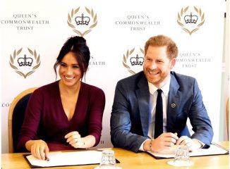 Меган Маркл и принц Гарри закрывают королевский Instagram-аккаунт
