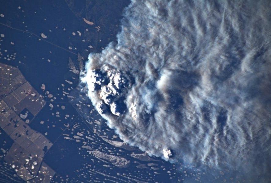 В Сети опубликовали невероятные фото, как Австралия выглядит из космоса