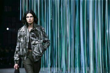 Многослойность и пиджаки-халаты: Ermenegildo Zegna открыл Milan Fashion Week