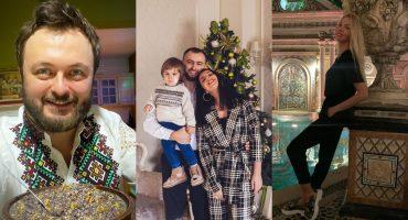 Мексика, Бали и домашний уют: как украинские звезды отметили Рождество 2020