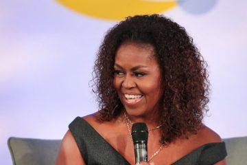 Мишель Обама поделилась своим плейлистом для тренировок