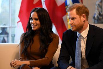 Стало известно, сколько стоит интервью Меган Маркл и принца Гарри