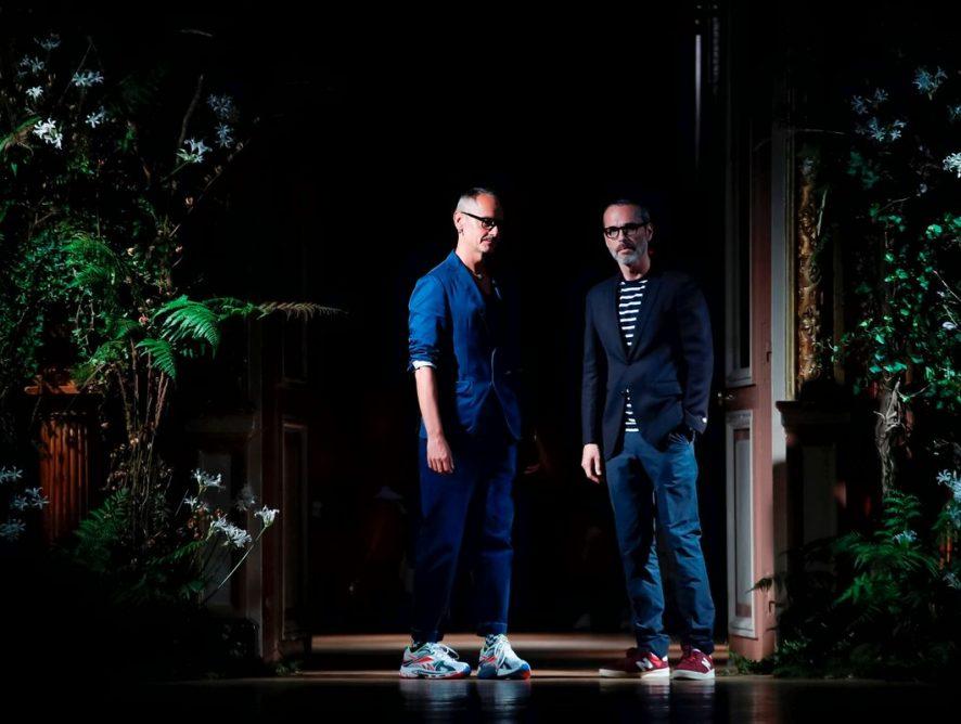 Спустя 5 лет: VIKTOR&ROLF возвращаются в мужскую моду
