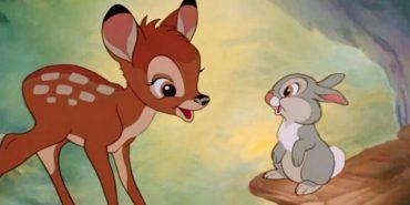 """Студия Disney хочет переснять мультик """"Бэмби"""""""