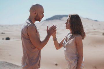 """Любовь в пустыне: Alyosha & Vlad Darwin представили клип на песню """"Торнадо"""""""