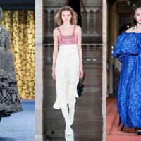 Ричард Куинн, Simone Rocha, Виктория Бекхэм: чем блеснули ведущие дизайнеры на London Fashion Week