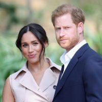 Меган Маркл и принц Гарри в годовщину свадьбы обменялись традиционными подарками