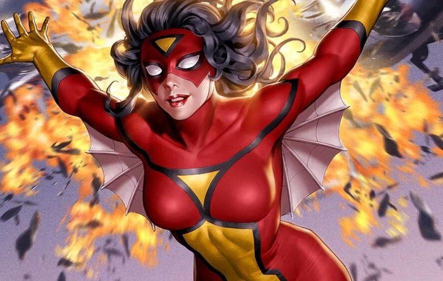 Sony Pictures готовит экранизацию комиксов о Женщине-пауке