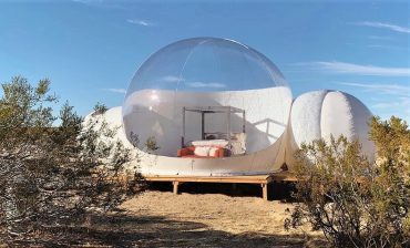 Идеи на миллион: Airbnb объявил конкурс на самые необычные дома