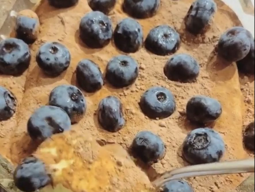 Рецепт тирамису от Леси Никитюк