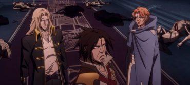 Сериал Castlevania продлили на четвертый сезон