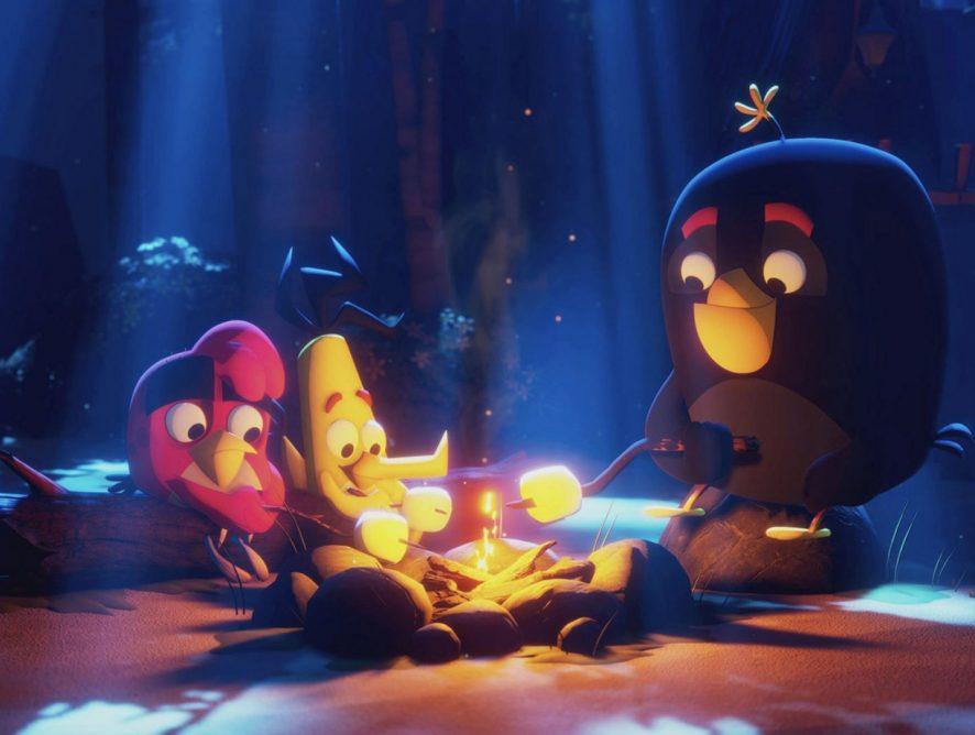 На Netflix появится сериал по Angry Birds