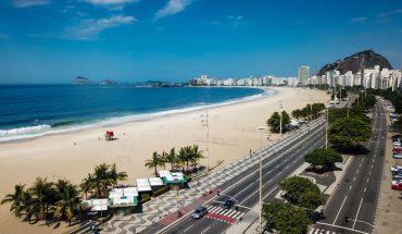 Мир на карантине: опустевшие пляжи и улицы Рио-де-Жанейро