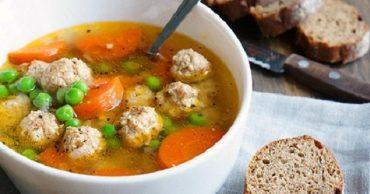 Суп с фрикадельками: простой рецепт от Валентины Войтенко