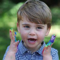 В честь дня рождения принца Луи Кейт Миддлтон поделилась милыми фото сына