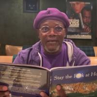 """""""Оставайтесь дома"""": Сэмюэл Л. Джексон зачитал поэму о коронавирусе"""