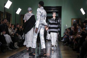 Неделя моды в Лондоне пройдет без публики и полностью онлайн