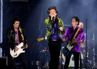 The Rolling Stones выпустили новую песню впервые за восемь лет