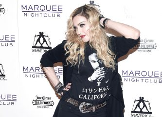 Мадонна работает над секретным проектом с Диабло Коуди