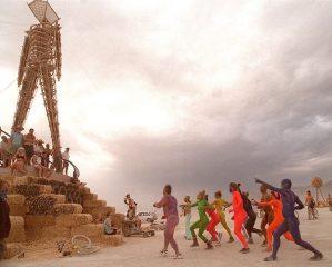 Фестиваль Burning Man не состоится из-за коронавируса