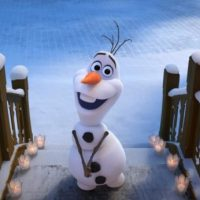 "Disney создал мультик про Олафа из ""Холодного сердца"""