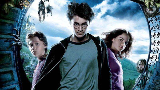 Поклонники Гарри Поттера нашли интимную сцену в третьем фильме о юном волшебнике