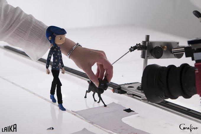 Бойцовский челлендж: персонажи студии Laika устроили мультяшную драку