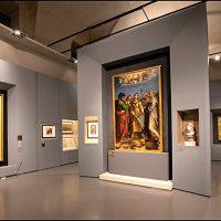 В Сети показали ролик с выставки Рафаэля, которая проходит в Риме