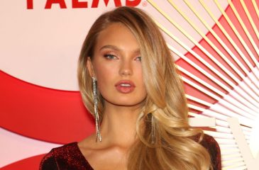 Модель Victoria's Secret Роми Стрейд впервые станет мамой