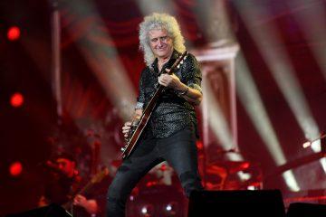 Гитарист Queen рассказал, как перенес сердечный приступ