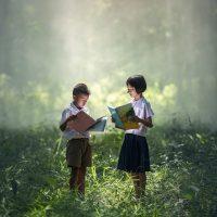С малого — к великому: 5 книг об искусстве для детей