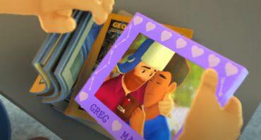 Студия Pixar показала первого ЛГБТ-персонажа в короткометражном мульфильме