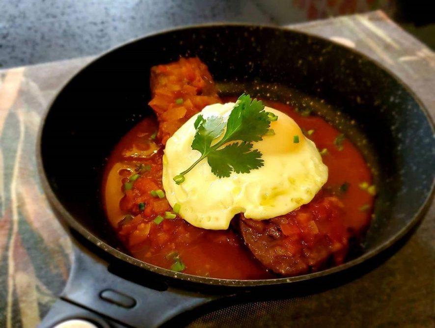 Эктор Хименес-Браво поделился рецептом любимого колумбийского блюда