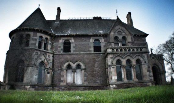 В Шотландии продают готический особняк всего за один евро