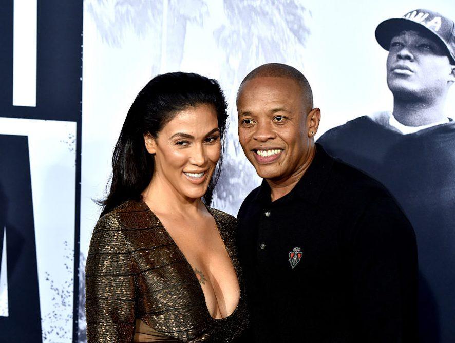 Dr. Dre разводится с женой после 24 лет брака и может потерять миллионы — TMZ