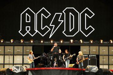 AC/DC собирается презентовать головоломки на основе своих альбомов