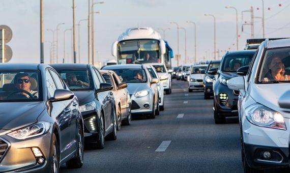 Киев попал в рейтинг городов мира с самым загруженным трафиком