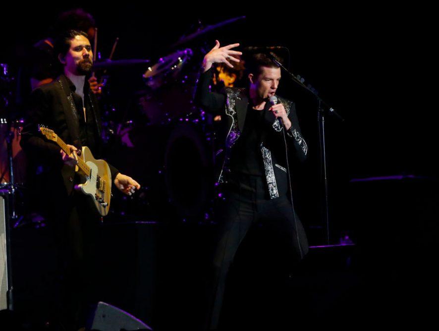 """Инди-рокеры The Killers поделились кинематографичным клипом на трек """"My own soul's warning"""""""