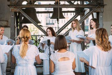 Прем'єри, оркестри та візуальна програма: як у столиці пройшов Bouquet Kyiv Stage