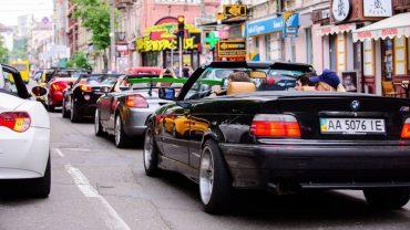 Дискотека кабриолетов под открытым небом в Киеве: объявили хедлайнеров Kyiv Сabrio Session